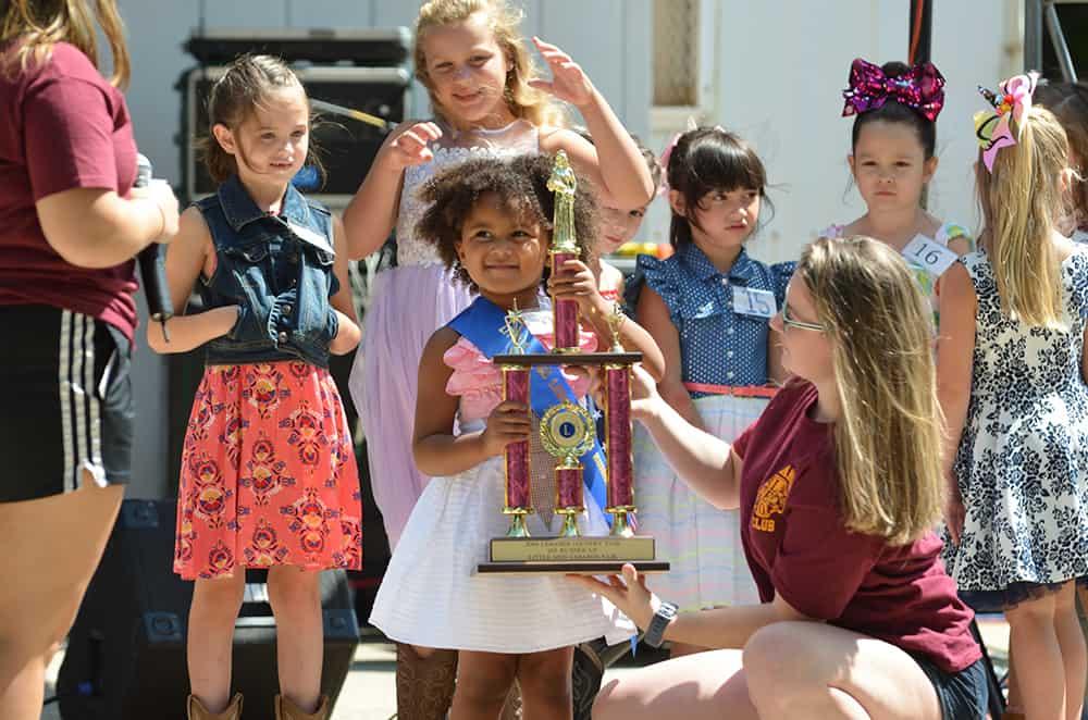 Little Miss Lebanon Fair Contest